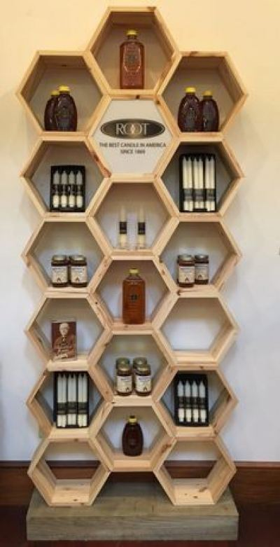 Honeycomb Shelve