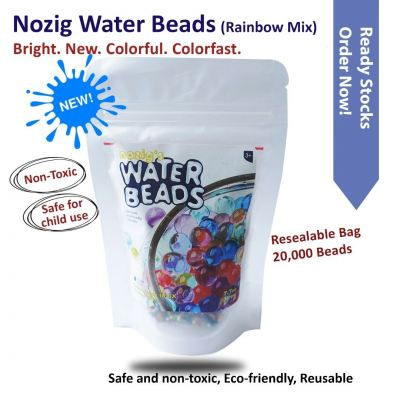 Marvelbeads Water Beads Rainbow Mix (220gm)