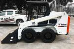 Bobcat Skid-Steer Loaders S450 Bobcat Rental