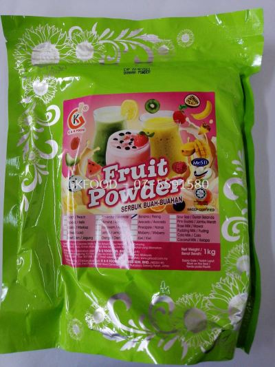 Banana milk powder