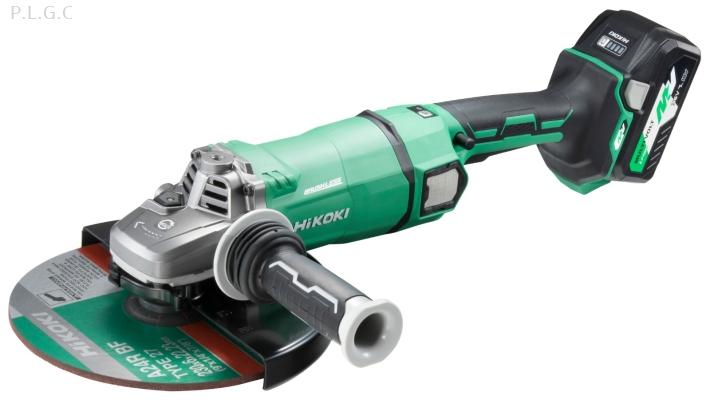 Hikoki G3623DA Multi Volt 36V Cordless 230mm Grinder