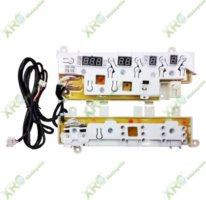 SF-150XTV HITACHI WASHING MACHINE FUNTION PCB BOARD