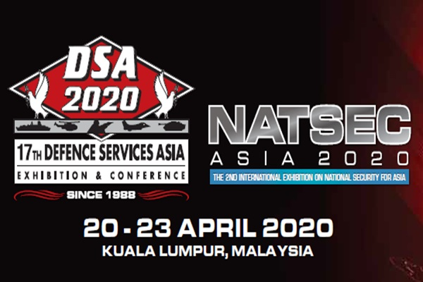 Defence Services Asia 2020 April 2020