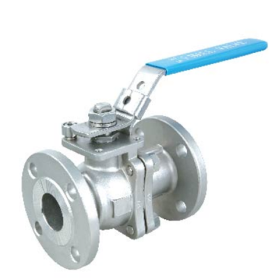 Interflow 2pc Ball Valve