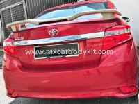 TOYOTA VIOS 2013 - 2018 M SPOILER WITH LED