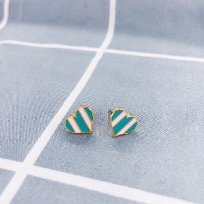 Tiny Miny - E189 Heart (Tiffany + Pink)