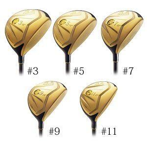 ENA PREMIUM FAIRWAY WOOD NO 7 R FLEX 21 DEGREES