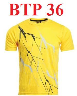 BTP 36 - Yellow & Black