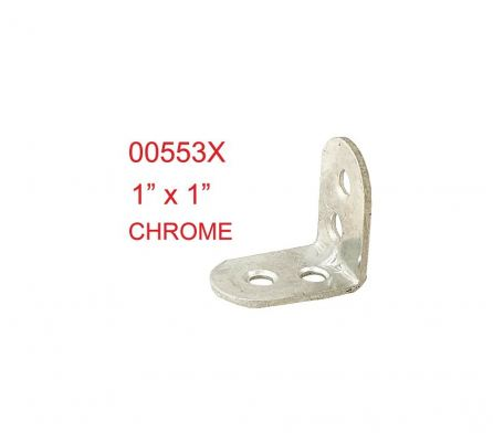 "^1"" X 1"" SMALL L BRACKET(1PACK = 100PCS) - 00553X"
