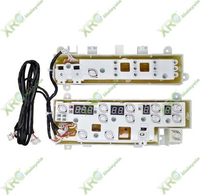 SF-220XWV HITACHI WASHING MACHINE FUNTION PCB BOARD