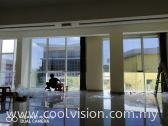 Tinted Film - Silver 20%