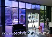 Window Film - Dark Grey
