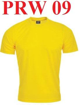 PRW 09 - Yellow