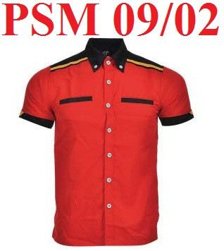 PSM 09/02 - Red & Black