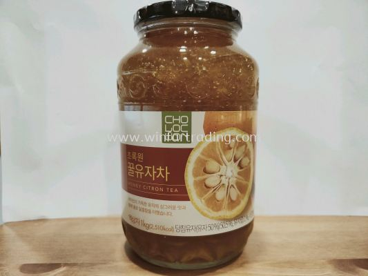 KKUL HONEY CITRON TEA 1KG