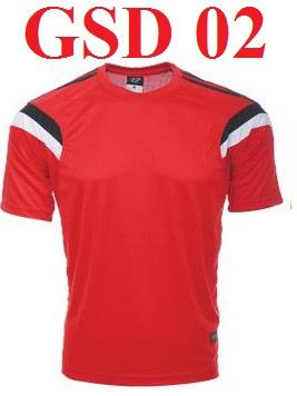 GSD 02 - Red