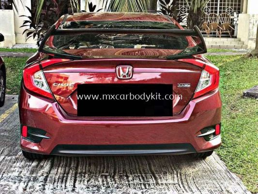 HONDA CIVIC FC TYPE S SPOILER