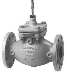 HONEYWELL V5088A 2-WAY CAST IRON FLANGED LINEAR VALVE PN16 HIGH CLOSE-OFF PRESSURE RATING
