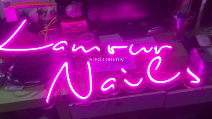 LED NEON Purple