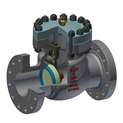 Kaval Swing Check Valve