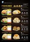 FISHCAKE KENKO BRAND Frozen Food
