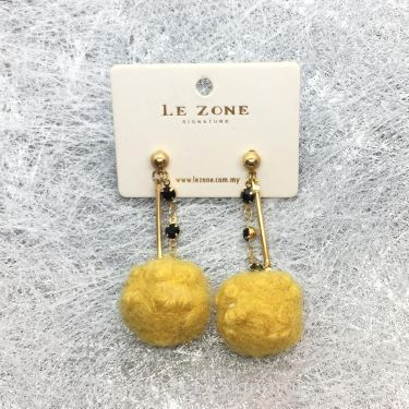 14K DESIGNER EARRINGS