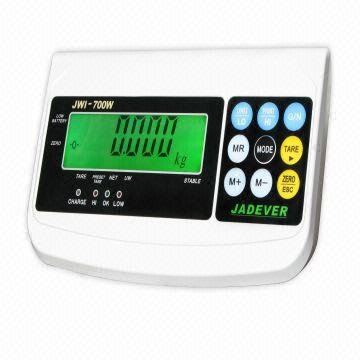 JWI 700W weighing scale