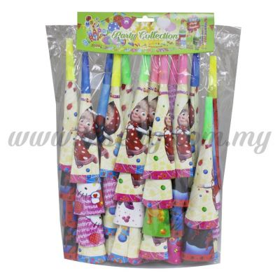 Paper Trumpet Cartoon - 1pack *50pcs (F-PT-CT)