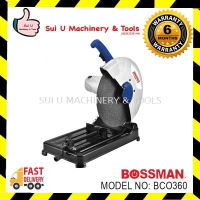 BOSSMAN BCO360 / BCO-360 Cut-Off Machine (Chop Saw) 2200w 355mm