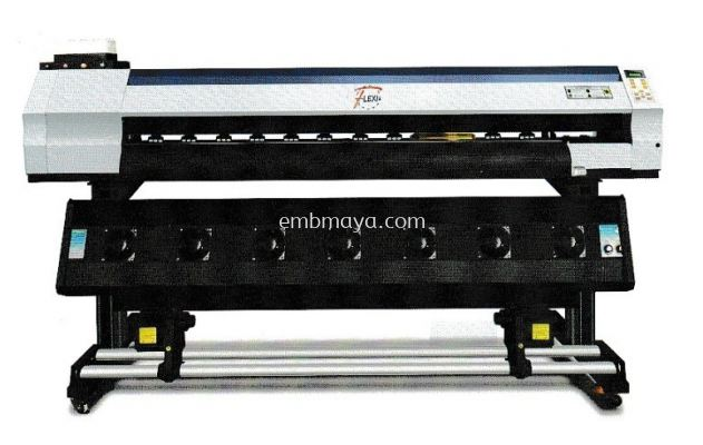 FX-1900 Dye Sublimation Printer Double Head 4720