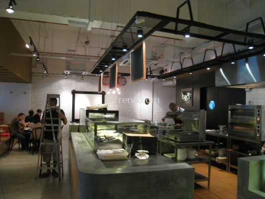 Renovation Project for Restaurant at Citta Mall