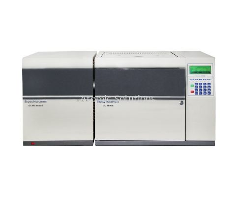 GC-MS 6800 Gas Chromatograph Mass Spectrometer