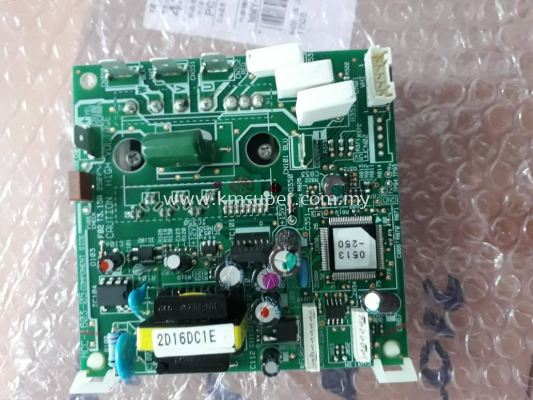 4316V401-TOSHIBA CARRIER VRF OUTDOOR UNIT FAN-IPDU PRINTED CIRCUIT BOARD ; MCC-1603-05