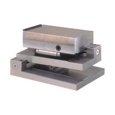 DOUBLE SINE : BIAXIAL PERMANENT MAGNET SINE TABLE