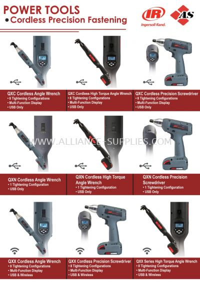 30.2.14 Assembly Solution - Cordless Precision Fastening