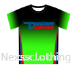 Nexss Team T-shirt(T002)-01 T-Shirt Darts Sport Shirt