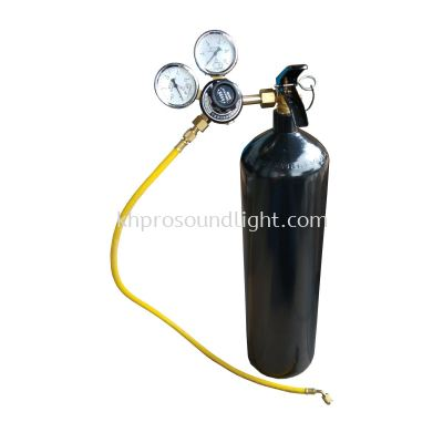 Small-size CO2 Gas Post