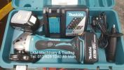 Makita 18v 3.0Ah 115mm Cordless Angle Grinder DGA452RFE  Makita Power Tools