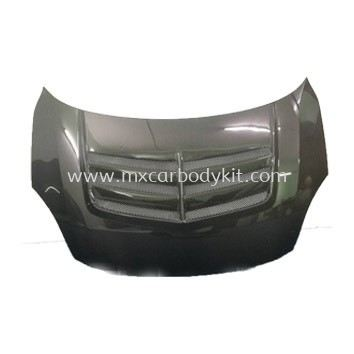 SUZUKI SWIFT 2004 - 2010 CARBON FIBER FRONT BONNET