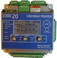 BENTLY NEVADA 2300 Series Vibration Monitor Malaysia Thailand Singapore Indonesia Philippines Vietnam Europe USA
