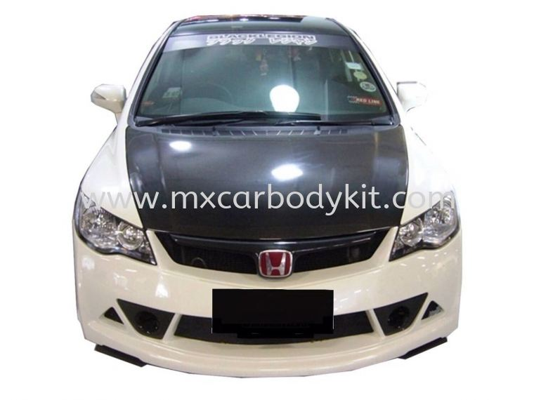 HONDA CIVIC FD OEM FRONT BONNET CIVIC FD 2006 - 2011 HONDA