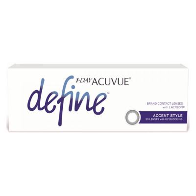 1 Day Acuvue Define 30��s (Accent Style)