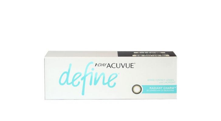 1 Day Acuvue Define 30��s (Radiant Charm)