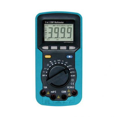 3 In 1 EMF Digital Tester (TMMU6011010D)