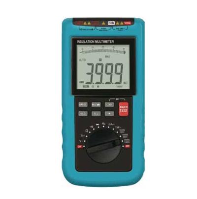 Professional Auto Range Insulation Digital Tester (TMMU5011010R)