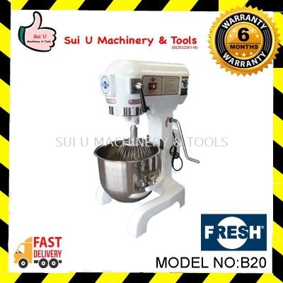 FRESH B20 Food Mixer 20Litre 1.1kW/230V/50Hz