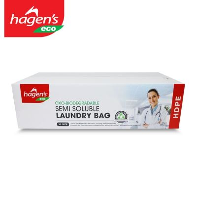 Eco Semi Soluble Laundry Bag