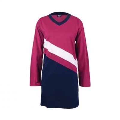 8094 Fuchsia/White/Navy