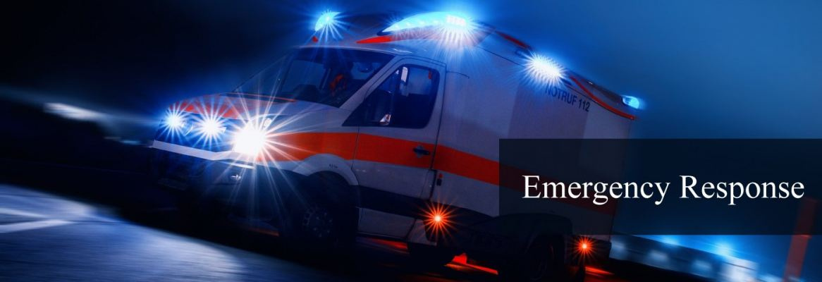 EMERGENCY RESPONSE & STREET ASSISTANCE