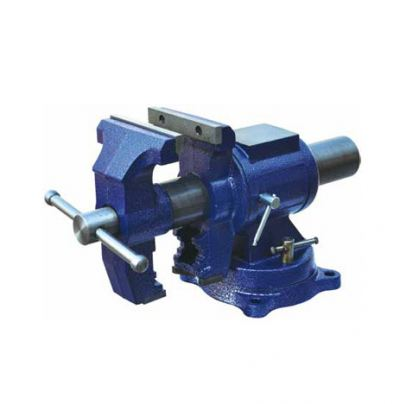 125mm Multi-function Bench Vise with Swivel Base (TMWS2200125M)